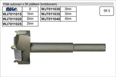 MAGG WJ7011040 Sukovník HOBBY D40mm(7792328)