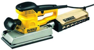 DEWALT D26421 Bruska vibrační 350W(7794501)