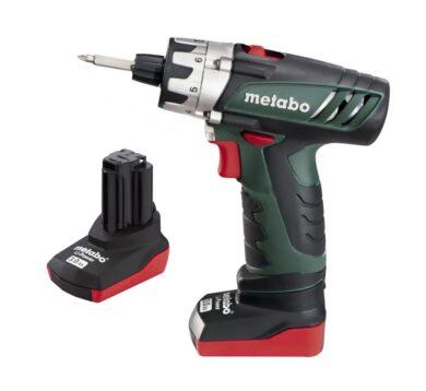 METABO 600092510 PowerMaxx BS Pro Akušroubovák 10,8V 3,0Ah(7866669)