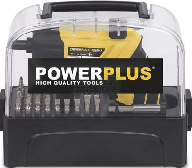 POWER PLUS POWX0030LI  Akušroubovák 3,6V 1,3Ah Li-ion PROMO 20YEAR  (7891058)