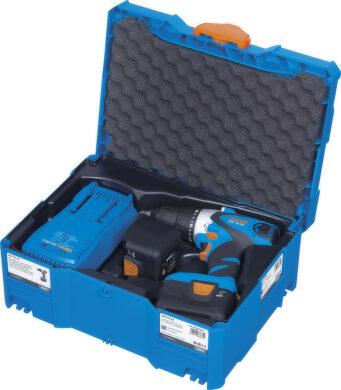 NAREX 65403943 Akušroubovák 18V 4,0Ah Li-ion ASV 18-2A systainer T-Loc(7902151)
