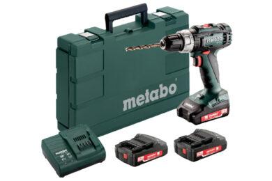 METABO 602321540 Akušroubovák 18V 3x2,0Ah BS 18 L(7911878)