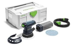 FESTOOL 571814 ETS 125 EQ Plus Bruska excentrická 125mm - Excentrická bruska  ETS 125 EQ-Plus