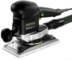 FESTOOL 567697 RS 100 Q Plus Bruska vibrační - Vibrační bruska RUTSCHER RS 100 Q-Plus