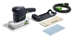 FESTOOL 567489 RS 300 EQ Bruska vibrační - Vibrační bruska RUTSCHER RS 300 EQ