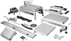 FESTOOL 561199 CS 50 EB SET Pila stolní PRECISIO - Stolní pila PRECISIO CS 50 EB-Set