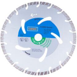 """NAREX 00647688 Kotouč diamantový """"turbo speed"""" 230/22,2-Diamantový řezný kotouč Turbo-Speed 230mm, Narex"""
