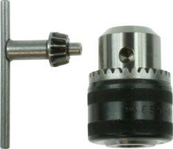 NAREX 00614354 Sklíčidlo zubové s kličkou 1-10mm-sklíčidlo zubové s kličkou pro vrtáky se stopkou 1-10mm , závit 1/2 - 20 UNF