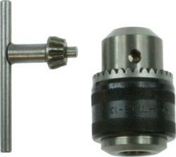 NAREX 00614356 Sklíčidlo zubové s kličkou 1-10mm/B 12-sklíčidlo zubové s kličkou pro vrtáky se stopkou 1-10mm , na kužel B12
