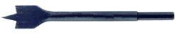 NAREX 836330 Vrták plochý kovaný 6HR 30mm-Vrták do dřeva plochý kovaný D30mm, L140mm, stopka 6HR 10mm