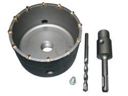 MAGG 27100100 Vrtací korunka D100mm L110mm SDS+                                 -Příklepová vrtací korunka průměr 100mm se stopkou 110mm SDS+