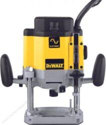 DEWALT DW625E-QS Frézka horní 2000W-Horní frézka 12 mm