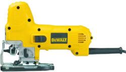 DEWALT DW343K Pila přímočará 550W-Přímočará pila s úchopem za tělo pily