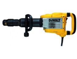 DEWALT D25941K-QS Kladivo bourací 30,6J  13,2kg 6HR-Bourací kladivo 13,2 kg s malými vibracemi