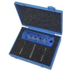 MAKITA P-66628 Sada vrtáků diamantových na keramiku 6,8,10mm-Sada diamantových vrtáků na dlaždičky
