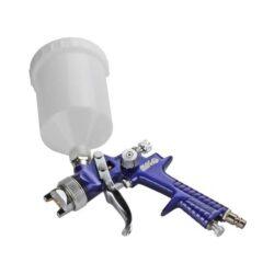 MAGG WJ2000A1 Pistole stříkací pneu MINI HVLP 125ml tryska 0,8mm-Stříkací pistole MINI