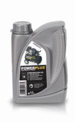 POWER PLUS POWOIL012  Olej pro kompresory 1L-Olej do kompresorů 1l