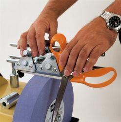 SCHEPPACH 89490710 Držák JIG 160 na nůžky pro WG 08-Držák JIG 160 na nůžky pro WG 08