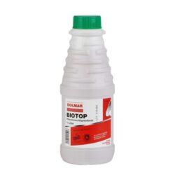 DOLMAR 980008210 Olej řetězový 1L BIOTOP-Olej na mazání řetězů motorových pil BIOTOP