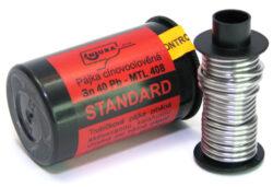 NUBA Sn 40 Pb - MTL 408 Cín pájecí Sn 40 Pb - 50g D1,5mm MAGG P1/50-Cín pájecí Sn 40 Pb - 50g D1,5mm