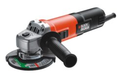 BLACK DECKER KG751 Bruska úhlová 125mm 750W-Úhlová bruska Black-Decker KG751 125mm