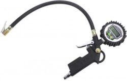MAGG 990100 Pneuhustič s manometrem digitální-Plnič pneumatik s manometrem digitální