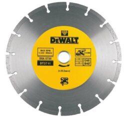 DEWALT DT3711 Kotouč diamantový 125mm-DIA kotouč na řezání betonu a cihel 125 mm