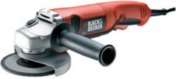 BLACK DECKER KG1200-QS Bruska úhlová 125mm 1200W-Bruska úhlová 125mm 1200W