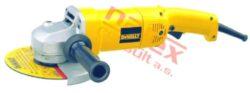 DEWALT DW840-QS Bruska úhlová 180mm 1800W-Úhlová bruska 180 mm
