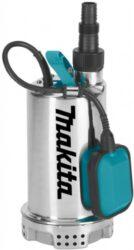 MAKITA PF0403 Čerpadlo kalové 120l/min 400W nerez-Ponorné čerpadlo vhodné pro čistou a mírně znečištěnou vodu