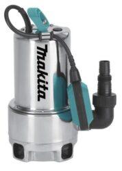 MAKITA PF0610 Čerpadlo kalové 180l/min 550W nerez-Ponorné čerpadlo vhodné pro znečištěnou vodu s obsahem pevných částic až do průměru 35 mm