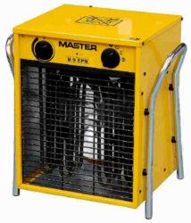Topidlo elektrické s ventilátorem 4,8/9kW 400V MASTER B9EPB-Elektrické topidlo s ventilátorem
