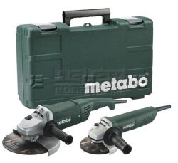 METABO 685071000 Set nářadí WX 2000-230 + W 820-125-Úhlová bruska Metabo WX 2000 + W 820-125