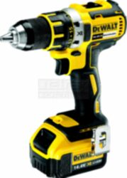 DEWALT DCD732M2-QW  Akušroubovák 14,4V 4,0Ah Li-ion bezuhlíkový-Bezuhlíková kompaktní vrtačka/šroubovák 14,4 V  2 x 4,0 Ah