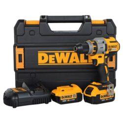 DEWALT DCD990M2-QW Akušroubovák 18V 4,0Ah Li-ion XRP Brushless-Bezuhlíková vrtačka/šroubovák 18 V  2 x 4,0 Ah XRP