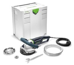 FESTOOL 768977 Bruska sanační RG 130 E-Set DIA HD - Bruska sanační Set DIA HD
