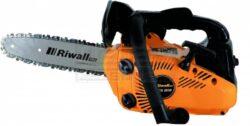 Pila řetězová motorová vyvětvovací 0,7kW 30cm RIWALL RPCS 2530-Řetězová vyvětvovací pila s benzinovým motorem