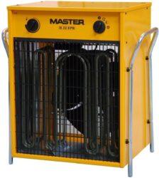 Topidlo elektrické s ventilátorem 11/22kW 400V MASTER B22EPB-Elektrické topidlo s ventilátorem