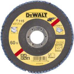 DEWALT DT3256 Kotouč lamelový 115mm P60 Typ29-Kotouč lamelový 115mm P60 Typ29