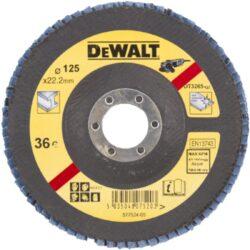 DEWALT DT3265 Kotouč lamelový 125mm P36 Typ29-Kotouč lamelový 125mm P36 Typ29