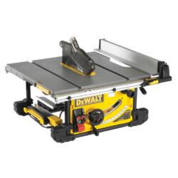DEWALT DWE7491 Pila kotoučová stolní 250mm 2000W-Stolní okružní pila 2000 W, prořez 825 x 77 mm