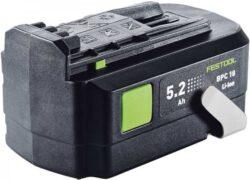 FESTOOL /200181/ 500435 Akumulátor 18V 5,2Ah BPC 18 5,2Ah Li-ion-Akučlánek BPC 18 5.2Ah-Li Ion