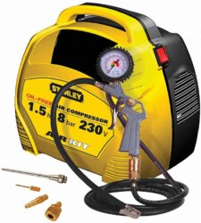 STANLEY 8215190STN595 Kompresor bezolejový AIR KIT-Kompresor bezolejový AIR KIT