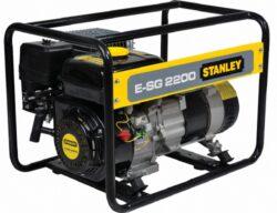 STANLEY 160.100.430 Elektrocentrála 2200W E-SG2200-Elektrocentrála 2200W E-SG2200