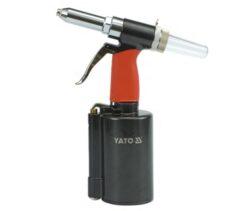 YATO YT-3618 Pneumatická nýtovačka 2,4/3,2/4,0/4,8/6,4-Pneumatická nýtovačka 2,4/3,2/4,0/4,8/6,4