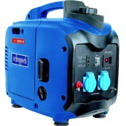 SCHEPPACH SG 2000 /5906208901/ Elektrocentrála digitální invertorová 2000W      -Invertorová elektrocentrála 2 kW