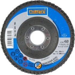 NAREX 65403786 Kotouč lamelový 115mm P40