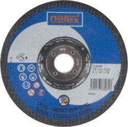 NAREX 65403775 Kotouč brusný 150/6mm na kov vypouklý A 30Q BF