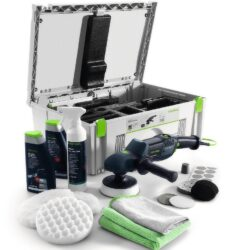 FESTOOL 570827 Leštička RAP 150-14 FE-Set AUTOMOTIVE - Rotační leštička,set Automotive