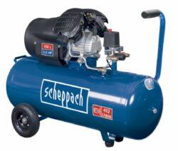 SCHEPPACH HC 100 DC /5906120901/ Kompresor olejový 100L 1100W 1,5PS 412L/min 8b-Kompresor olejový 100L 1100W 1,5PS 412L/min 8bar
